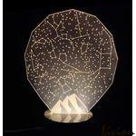 """3D светильник, ночник """"Звездное небо"""""""