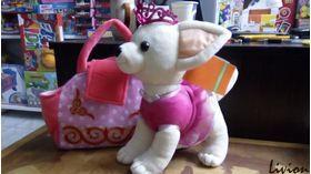Собачка Chi Chi Love с сумочкой
