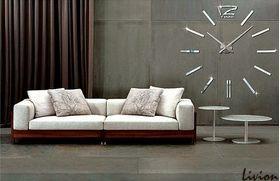 Оригинальные настенные часыWoow white