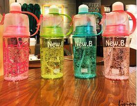 Бутылка для воды New B 400мл