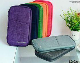 Органайзер для путешествий AviaTravel+фиолетовый