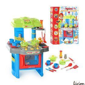Кухня  детская электронная (008-26 А)