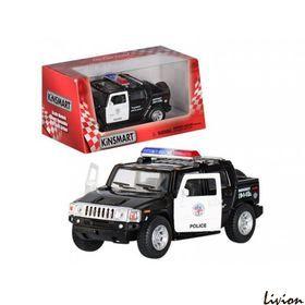 Машинка полицейский джип