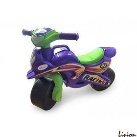 Мотоцикл музыкальный Мотобайк Спорт Фиолетовый