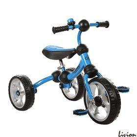 Трехколесный велосипед Turbo Trike Синий (M 3192-1)