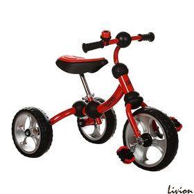 Трехколесный велосипед Turbo Trike Красный