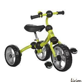Трехколесный велосипед Turbo Trike Зеленый