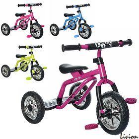 Детский трехколесный велосипед Bambi M 0688-4