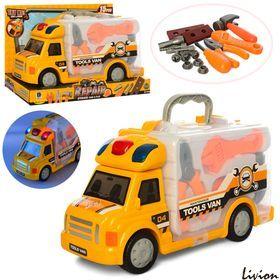 Машинка с инструментами A-Toys 661-174