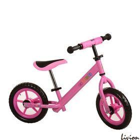 """Беговел PROFI Kids 12"""" розовый (M 3142-3)"""