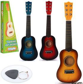 Гитара детская струнная M 1370