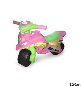 Мотоцикл музыкальный Мотобайк Спорт Розовый (0139/3)