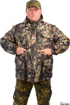 Куртка-жилет Kodor рис. Охота
