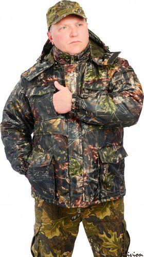 Куртка-жилет Kodor рис. Зверобой (0032)