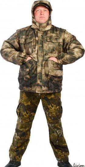Куртка-жилет Kodor рис. ATACS (0031)